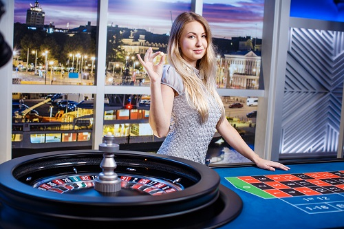 Live Dealer casino game category