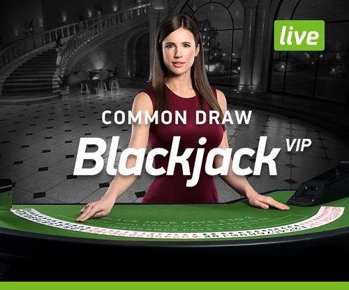 Blackjack casinospill med ekte dealere