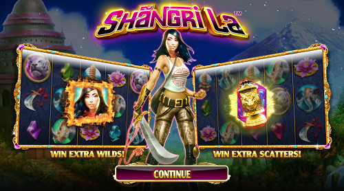 Experience Shangri La and Win